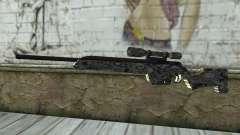 Novo rifle sniper
