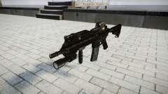 O HK416 rifle Tático alvo