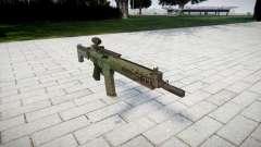 Rifle automático de destino Ak5C
