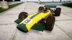 Lotus Type 49 1967 [RIV] PJ19-20