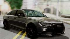 Audi A6 (C7) para GTA San Andreas