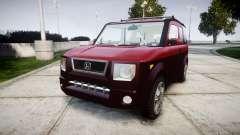 Honda Element 2005