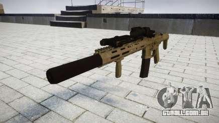 Rifle de assalto AAC Honey Badger [Remake] tar para GTA 4