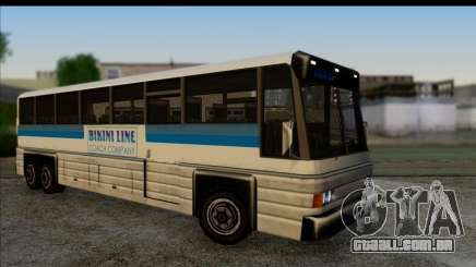 Treinador com o 3D do interior para GTA San Andreas