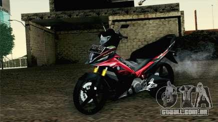 Jupiter Mx 2013 para GTA San Andreas