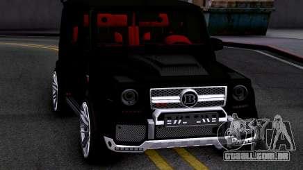 Brabus 700 para GTA San Andreas