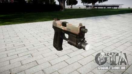 Pistola HK USP 45 berlim para GTA 4