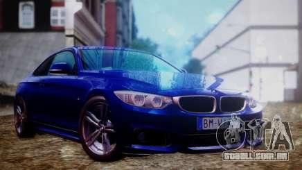 BMW 435i para GTA San Andreas