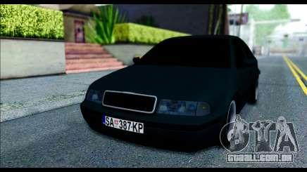 Skoda Octavia para GTA San Andreas