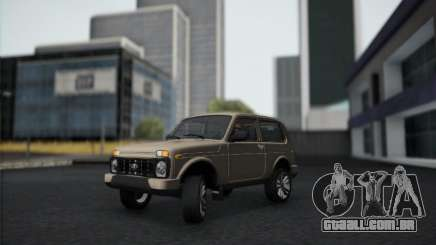 Lada Urdan para GTA San Andreas