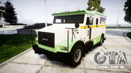 GTA V Brute Securicar para GTA 4