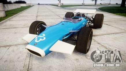 Lotus Type 49 1967 [RIV] PJ23-24 para GTA 4