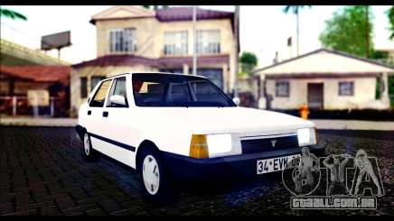 Tofas Dogan 90 Model para GTA San Andreas