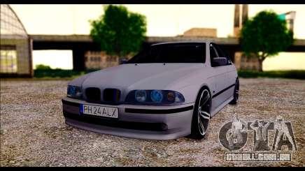 BMW 520d 2000 para GTA San Andreas