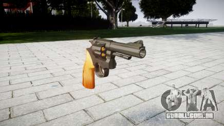 Revólver Smith & Wesson para GTA 4