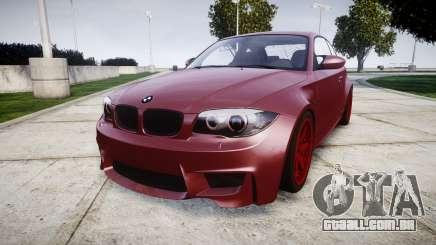 BMW 1M 2011 para GTA 4