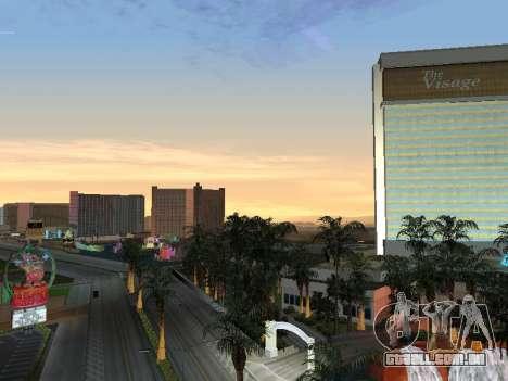 Real California Timecyc para GTA San Andreas sétima tela
