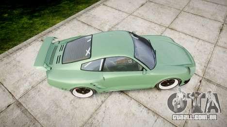 GTA V Pfister Comet 911 Wheel para GTA 4 vista direita