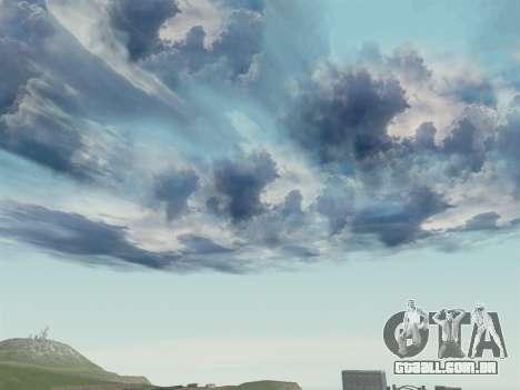 Céu realista para GTA San Andreas