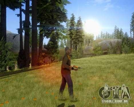 ENB_OG v2 para GTA San Andreas terceira tela