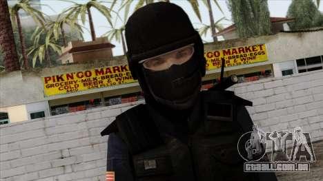Police Skin 12 para GTA San Andreas terceira tela
