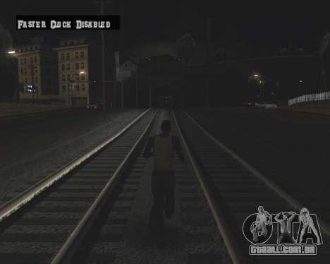 Colormod High Black para GTA San Andreas sétima tela