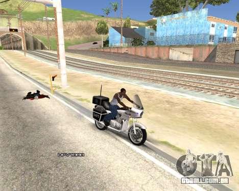 Car Name para GTA San Andreas sexta tela