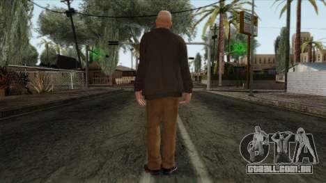 GTA 4 Skin 60 para GTA San Andreas segunda tela