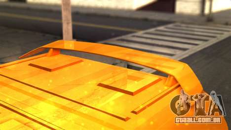 Gazela 3221 2007 para GTA San Andreas vista direita