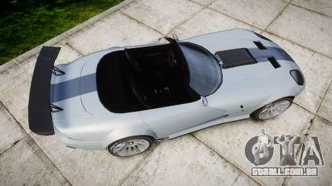 Bravado Banshee GTR para GTA 4 vista direita