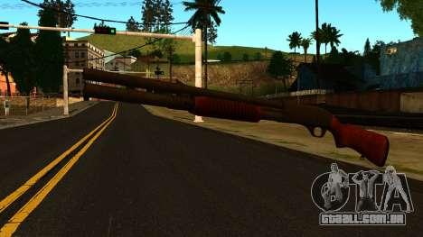 Madeira MP-133 com Glitter para GTA San Andreas segunda tela