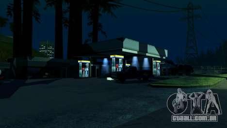 Recuperação de estações de San Fierro País para GTA San Andreas terceira tela