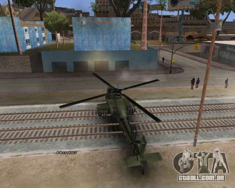 Car Name para GTA San Andreas terceira tela