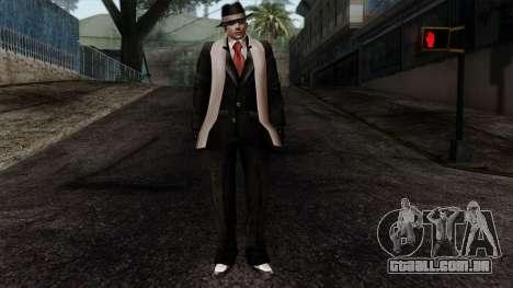 Resident Evil Skin 6 para GTA San Andreas