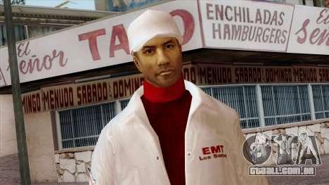 Doctor Skin 1 para GTA San Andreas terceira tela