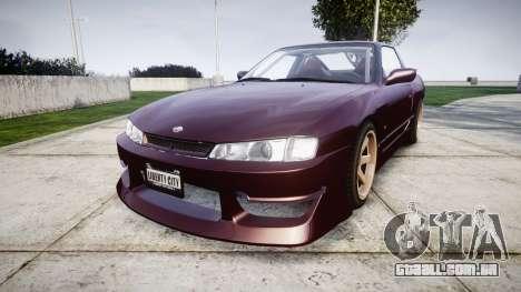 Nissan Silvia S14 Sil80 para GTA 4