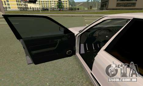 BMW 525 Turbo para GTA San Andreas