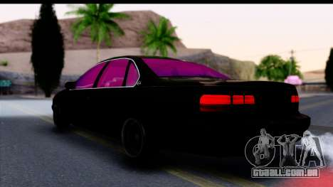 Chevrolet Impala 1995 para GTA San Andreas esquerda vista