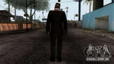 Resident Evil Skin 6 para GTA San Andreas segunda tela