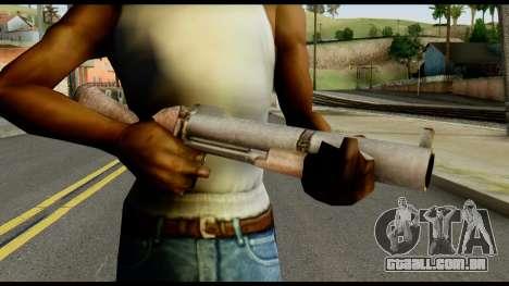 M79 from Max Payne para GTA San Andreas terceira tela