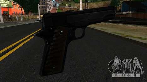 Colt M1911 from S.T.A.L.K.E.R. para GTA San Andreas segunda tela