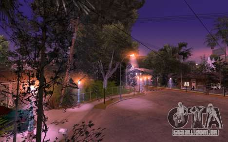 New Grove Street 50 para GTA San Andreas terceira tela