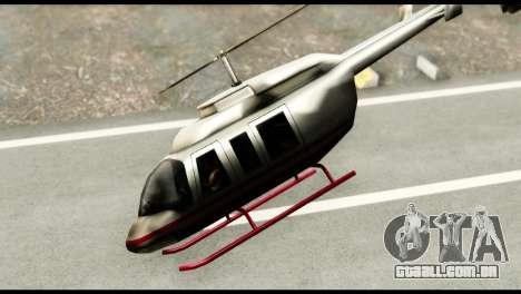 Beta Maverick para GTA San Andreas