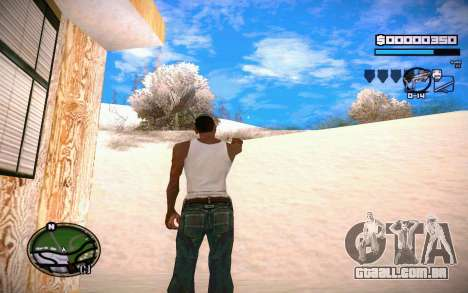 HUD GOSKA para GTA San Andreas
