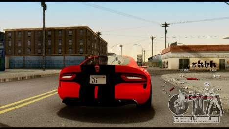 Car Speed Constant 2 v2 para GTA San Andreas terceira tela