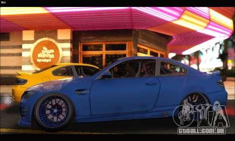 BMW M3 GTS 2010 para GTA San Andreas