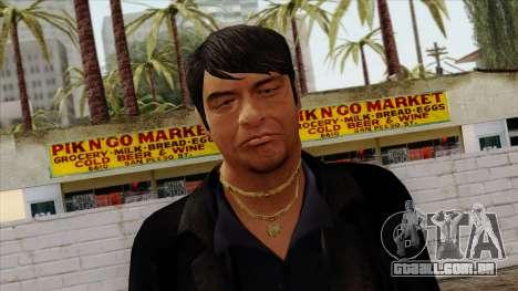 GTA 4 Skin 80 para GTA San Andreas terceira tela