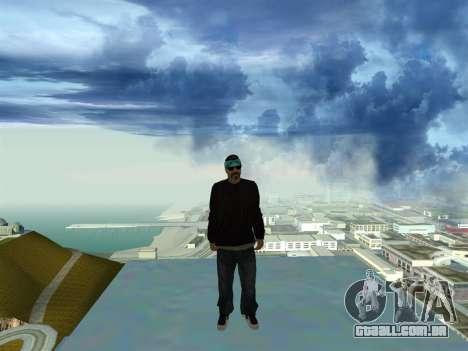 SFR2 New Skin para GTA San Andreas