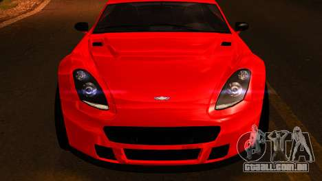 GTA 5 Dewbauchee Rapid GT Coupe [IVF] para GTA San Andreas vista direita
