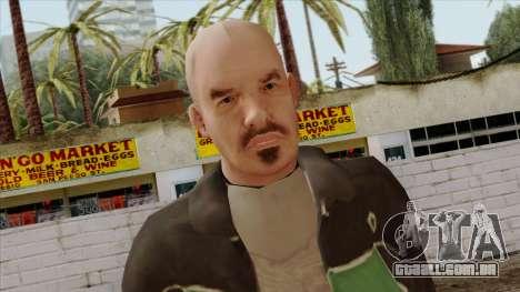 GTA 4 Skin 60 para GTA San Andreas terceira tela